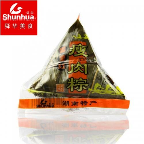 舜华雪里红瘦肉粽子65g
