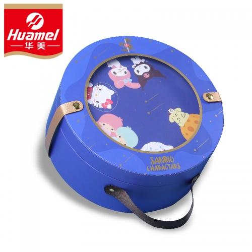 华美华美合家欢(Hello Kitty款)460g 月饼礼盒