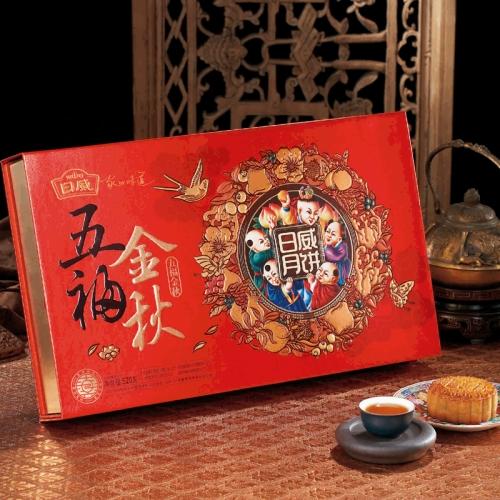 日威五福金秋 520g
