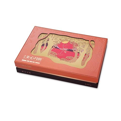 2020款美心东方之珠月饼礼盒