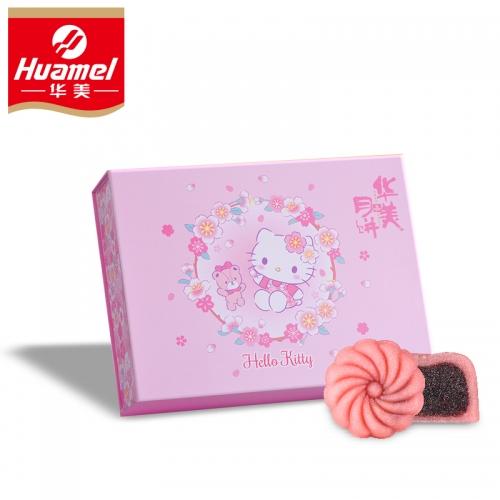 华美花月(Hello Kitty款)260g 月饼特色礼盒